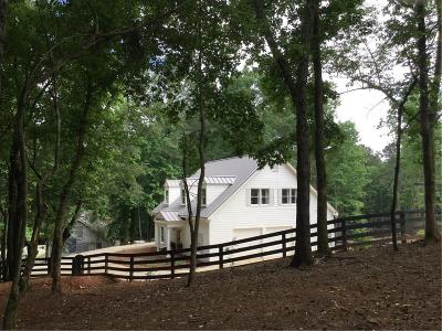 Canton Single Family Home For Sale: 611 Beavers Road