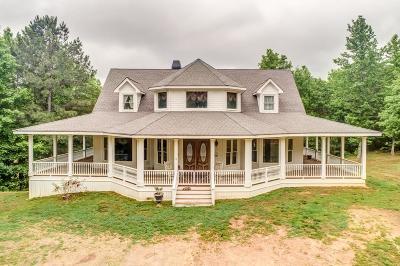 Jasper Single Family Home For Sale: 199 Tabitha Drive