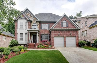 Johns Creek Single Family Home For Sale: 6035 Bailey Ridge Drive