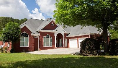 Single Family Home For Sale: 4554 River Road SE