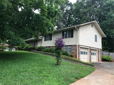 Chamblee Single Family Home For Sale: 3767 Harts Mill Court