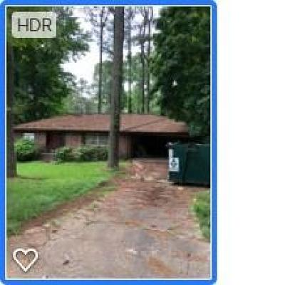 Decatur Single Family Home For Sale: 2024 Farris Drive