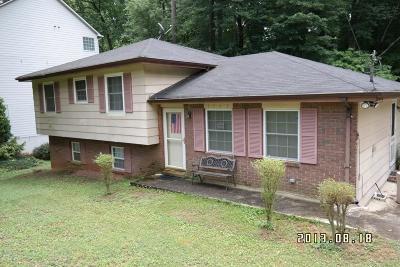 Marietta Single Family Home For Sale: 1562 Wildwood Rd Road NE