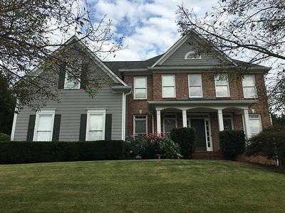 Woodstock Single Family Home For Sale: 2032 Woodside Park Drive
