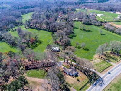Canton Land/Farm For Sale: 6320 Cumming Highway