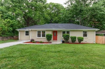 Decatur Single Family Home For Sale: 2308 Scotty Circle