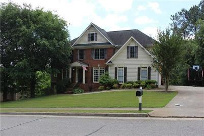 Cartersville Single Family Home For Sale: 461 Waterford Drive