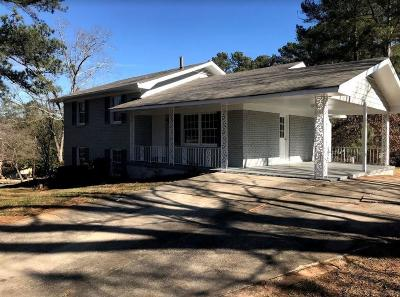 Decatur Single Family Home For Sale: 2666 Jamestown Way