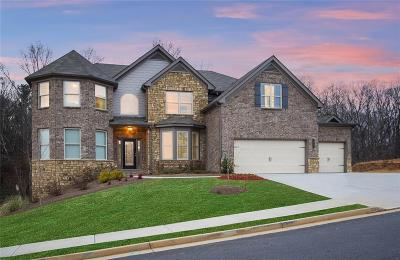 Buford Single Family Home For Sale: 4238 Two Bridge Drive