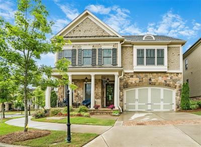 Johns Creek Single Family Home For Sale: 6385 Bellmoore Park Lane
