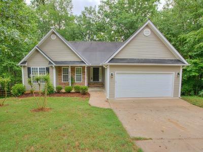 Cumming Single Family Home For Sale: 6825 Turning Leaf Court