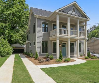 Atlanta Single Family Home For Sale: 55 Daniel Avenue NE