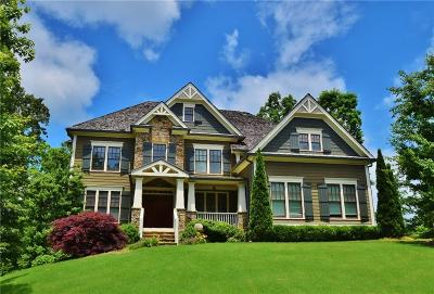 Dawsonville Single Family Home For Sale: 188 Stonehaven Drive
