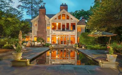 Chastain Park Single Family Home For Sale: 262 Pineland Road NW