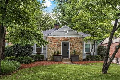 Decatur Single Family Home For Sale: 316 Coventry Road