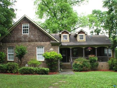 Powder Springs Single Family Home For Sale: 4377 Marchman Street