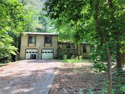 Gwinnett County Single Family Home For Sale: 344 Johnson Road