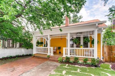 Atlanta Single Family Home For Sale: 624 Memorial Drive SE