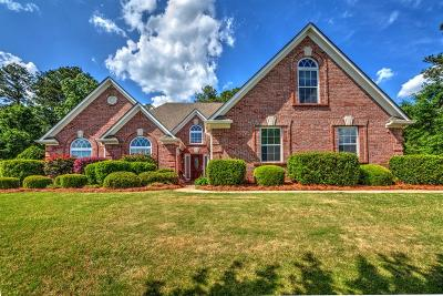 Single Family Home For Sale: 1207 Persimmon Way