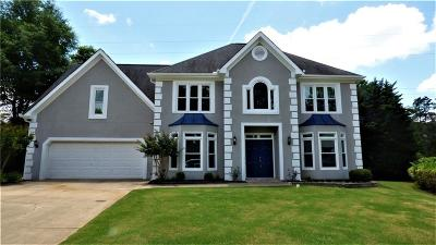 Marietta Single Family Home For Sale: 3462 Summerford Court