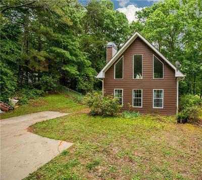 Oakwood Single Family Home For Sale: 5615 Monk Drive