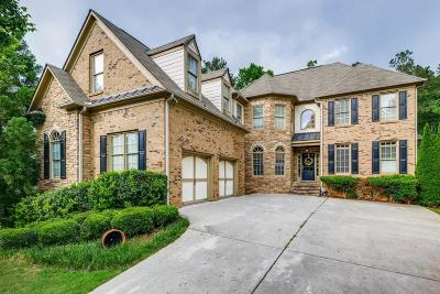 Kennesaw Single Family Home For Sale: 1860 Callaway Ridge Drive NW