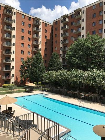 Sandy Springs Condo/Townhouse For Sale: 300 Johnson Ferry Road NE #A906