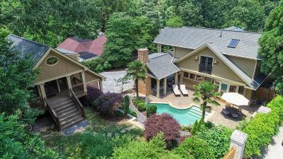 Virginia Highland Single Family Home For Sale: 1243 Stillwood Drive NE