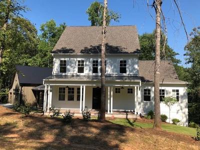Milton  Single Family Home For Sale: 12565 N Sibley Lane N