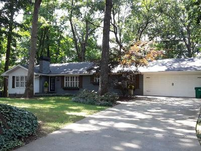 Sandy Springs Single Family Home For Sale: 5592 Colton Drive