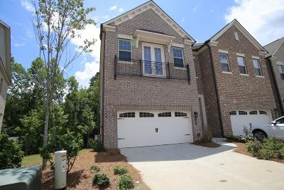 Atlanta Condo/Townhouse For Sale: 1763 Stephanie Trail NE