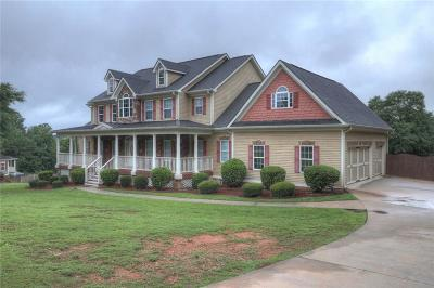 Single Family Home For Sale: 3267 Airline Road