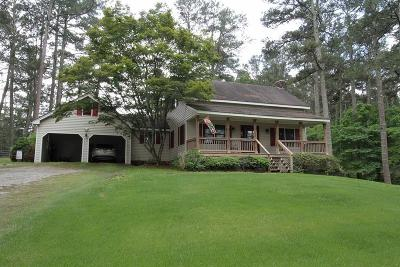 Single Family Home For Sale: 739 Grayson New Hope Road