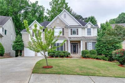 Alpharetta GA Single Family Home For Sale: $585,000