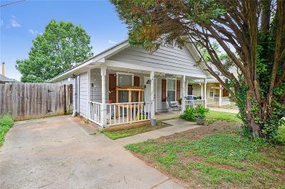Atlanta Single Family Home For Sale: 729 Grant Terrace SE