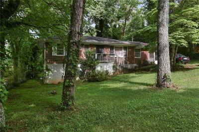 Atlanta Single Family Home For Sale: 2569 Flagstone Drive SE
