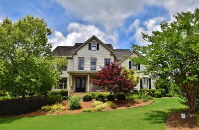 Dawsonville Single Family Home For Sale: 17 River Sound Circle