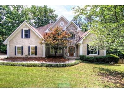 Snellville Single Family Home For Sale: 4174 Lake Mist Lane