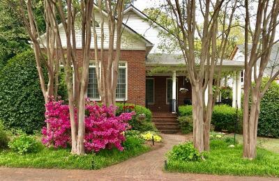 Marietta Single Family Home For Sale: 191 Blair Valley Drive NE