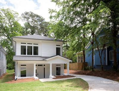 Single Family Home For Sale: 2131 Main Street NW