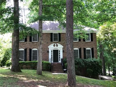 Duluth Single Family Home For Sale: 3756 Foxwood Road