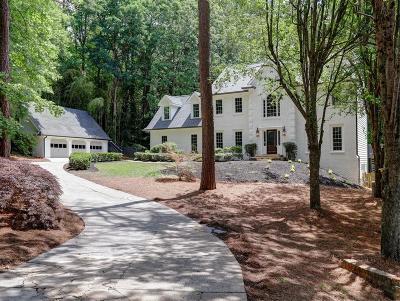 Marietta Single Family Home For Sale: 4798 Township Farm Trail