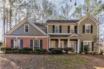Acworth Single Family Home For Sale: 269 N Hunt Creek Drive N