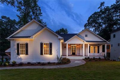 Single Family Home For Sale: 2070 Cambridge Avenue