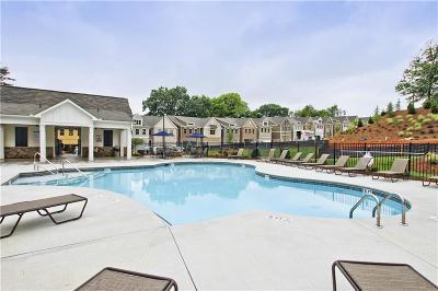 Marietta Condo/Townhouse For Sale: 876 Caldwell Circle #73