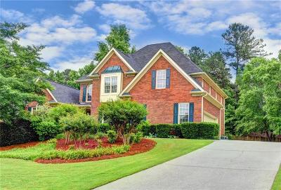 Grayson Single Family Home For Sale: 1350 Wilmington Way