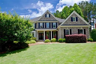 Acworth Single Family Home For Sale: 31 Creek Bank Drive