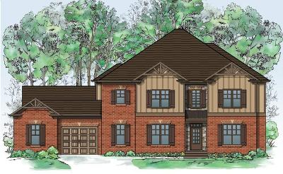 Single Family Home For Sale: 1158 Woodtrace Lane
