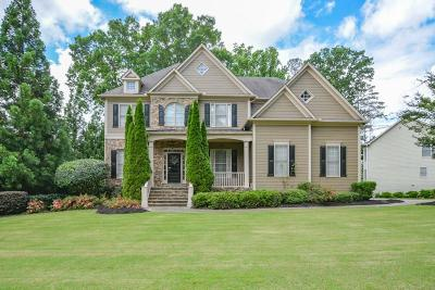 Kennesaw Single Family Home For Sale: 1803 Brackendale Road NW