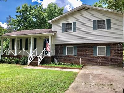 Powder Springs Single Family Home For Sale: 4008 Flint Hill Rd